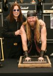 Guitar Virtuoso Zakk Wylde Inducted Into Hollywood Rockwalk