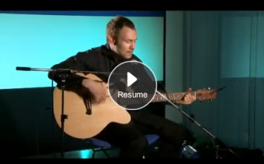 david gray video new 385 David Gray Releases Foundling, Set To Play Early Show