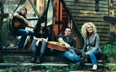 little big town 3851 Little Big Town, Randy Rogers, Marty Stuart Lead August 24th Album Releases