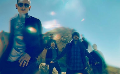 linkin park 385 desert blue Linkin Park Play KROQ, Hear Tracks From 'A Thousand Suns'