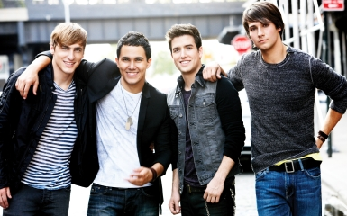 "big time rush 385 Big Time Rush Burst Onto The Scene With Debut Album ""BTR"" – Listen Now"
