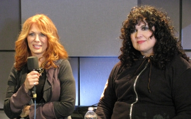 Heart Nancy and Ann Wilson