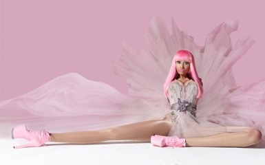 nicki minaj pink friday cover Nicki Minaj Debut Album Pink Friday