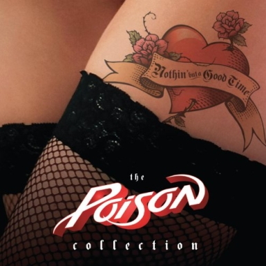"poison cover 385 The Poison Boxed Set Is ""Nothin' But A Good Time"" – Listen Now"
