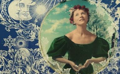 """annie lennox cover First Listen: Annie Lennox   """"A Christmas Cornocopia"""""""