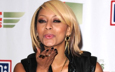 keri picnik Keri Hilson Amazes Crowd At NBA All Star Weekend