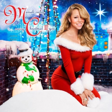 mariah cover 385 Mariah Carey Wishes Another Merry Christmas II You