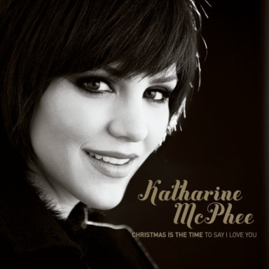 mcphee cover 385 Katharine McPhee Shares Warm Holiday Musical Sentiments