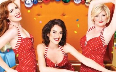 puppini sisters cover Spend Your Christmas with the Puppini Sisters!