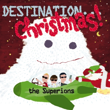 superions cover 385 Video: Fred Schneider (B 52s) Talks About Hilarious New Holiday Album 'Destination Christmas' With The Superions