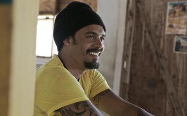 franti 385x240 Michael Franti Knows The Best Things In Life Are Free: New Single Ill Be Waiting