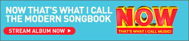 launcher now songbook1 Street Date: A Kaleidoscope Of Musical Color In NOW Thats What I Call The Modern Songbook   Full Album Stream