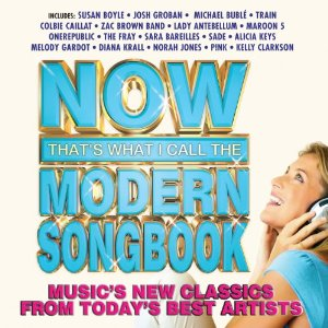 "now1 Street Date: A Kaleidoscope Of Musical Color In ""NOW That's What I Call The Modern Songbook""   Full Album Stream"
