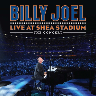 "billy joel cover 385 Street Date: Listen To Billy Joel's New CD/DVD, ""Live at Shea Stadium"""