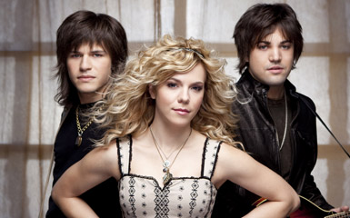 lastfm the band perry 385x240 Win Tickets To See The Band Perry and Tim McGraw!