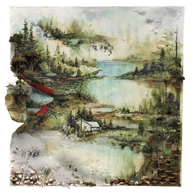 bon iver cover Bon Iver Releases Details for Bon Iver   New Self Titled Album