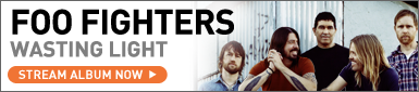 ff stream Album Stream: Foo Fighters Go Back To The Garage For 'Wasting Light'