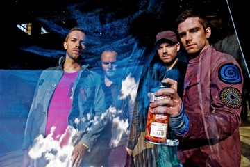 coldplay1 Coldplay Releases New Single: Every Teardrop Is A Waterfall