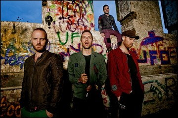 coldplay2 Coldplay Releases New Single: Every Teardrop Is A Waterfall
