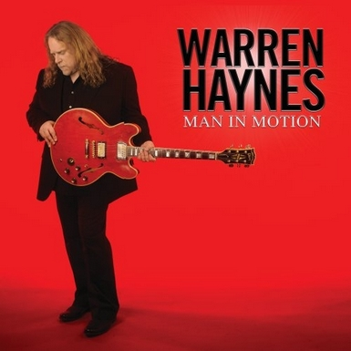 warrenhaynes aa 385 Live Performance: Man In Motion Warren Haynes Is A One Man Musical Time Capsule