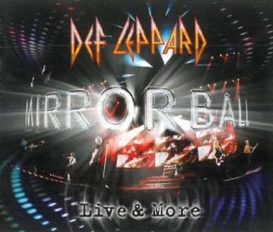 def leppard cover 385 Def Leppard Finally Releases A Live Album, Celebrates With A Chat And Performance At Street Date