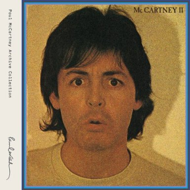 Paul McCartney Reissues First Two Solo Albums, With Added B Sides And DVDs