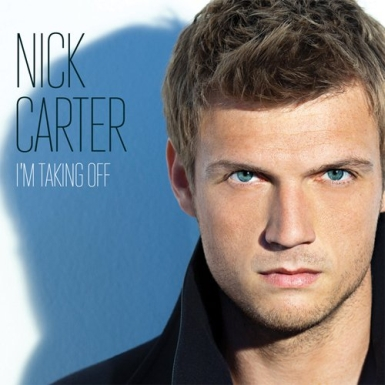 nick carter album cover 385 Street Date: Q&A With Nick Carter of Backstreet Boys, New Solo Album Is Called Im Taking Off