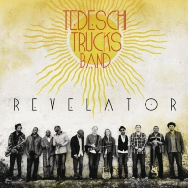 tedeschi cover 385 Interview: Derek Trucks Speaks About Revelator   Debut Album From Tedeschi Trucks Band