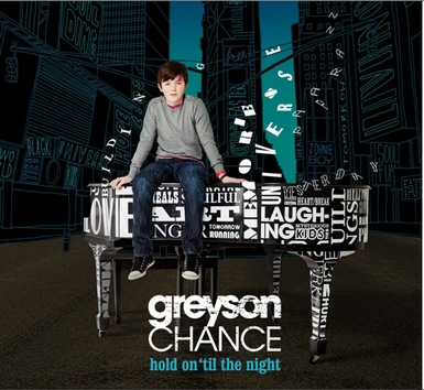 greysonchanceholdontilthenightalbumcover Street Date: Greyson Chance Is Ready To Release Debut Album, Hold On Til The Night