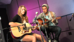 "Colbie Caillat performs ""Make It Rain"" live at Street Date, as part of the Energizer Master Class series."