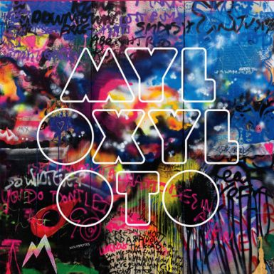 coldplay mylo xyloto album cover 385 Mylo Xyloto   New Coldplay Album Cover and Release Date Revealed