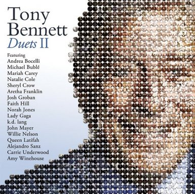duetsii 385 New Duets Album From Tony Bennett, Feat. Amy Winehouse, Lady Gaga, Carrie Underwood and More!