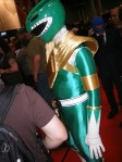 The Green Power Ranger