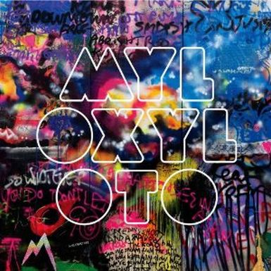 mylo xyloto coldplay cover 385 Mylo Xyloto Is Here! Read Tracklist, Find Videos and Watch Coldplay Perform The New Songs Live