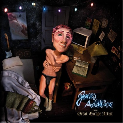 the great escape artist Janes Addiction Defies Expectations With The Great Escape Artist