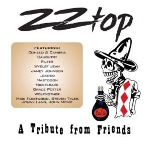 ZZ Top Honored With Tribute Album Featuring Wide Array Of Generation Spanning Artists