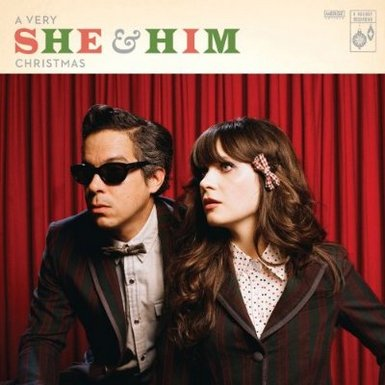 art2 She & Him Spread The Holiday Joy With LP A Very She & Him Christmas