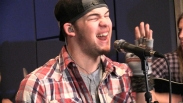 American Idols James Durbin Goes Solo   Performs Songs From Memories Of A Beautiful Disaster