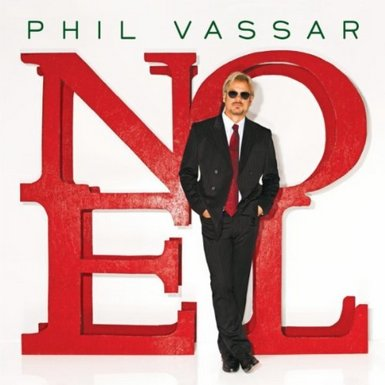 vassar art1 Phil Vassar Drops Holiday LP, Noel