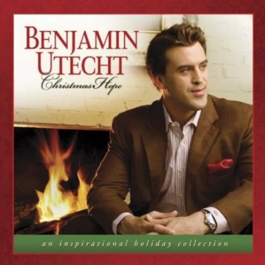 ben utecht album cover 385 Former NFL Star Benjamin Utecht Shares Christmas Hope With Debut Album and Live Performance