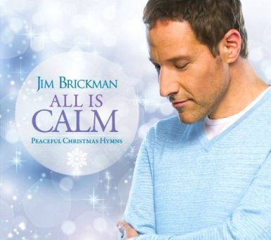 jim brickman all is calm album cover 385 Jim Brickman Shines A Warm Glow On Holiday Time With The Gift   Watch On Demand Performance