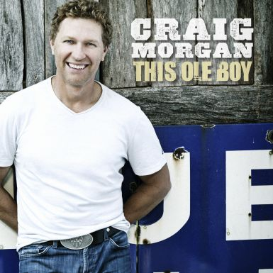 craigmorgan thisoleboy cover385 This Ole Boy Craig Morgan Has It Going On   First New Album In Three Years