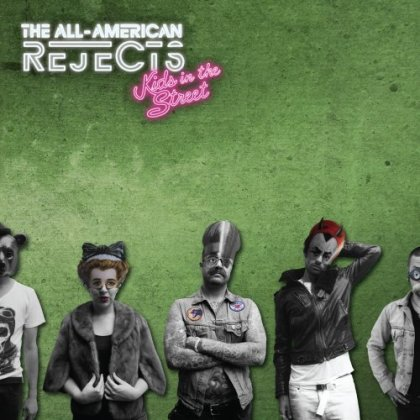 kits All American Rejects Move Along With New Album Kids In The Street