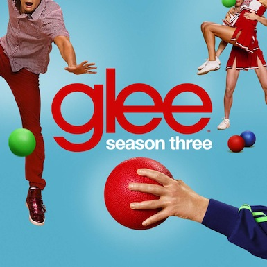 glee artwork blue Glee Returns With Big Brother Episode And Music From Gotye, Christina Aguilera & Duran Duran
