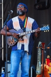 Corey Harris and The Rasta Blues Band - July 22, 2012