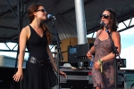 Bridget Law and Bonnie Paine of Elephant Revival - The Rex Jam - July 21, 2012 - All Good Festival