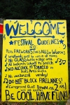 August 17, 2012 - The 10th Annual Hoxeyville Music Festival, Wellston, Michigan